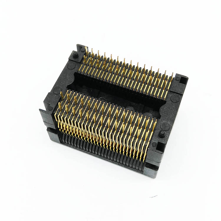 TSOP54-0.8- Socket TSOP54-0.8 Socket High quality IC Test & burn-in adapter for TSOP54-0.8/ package 178