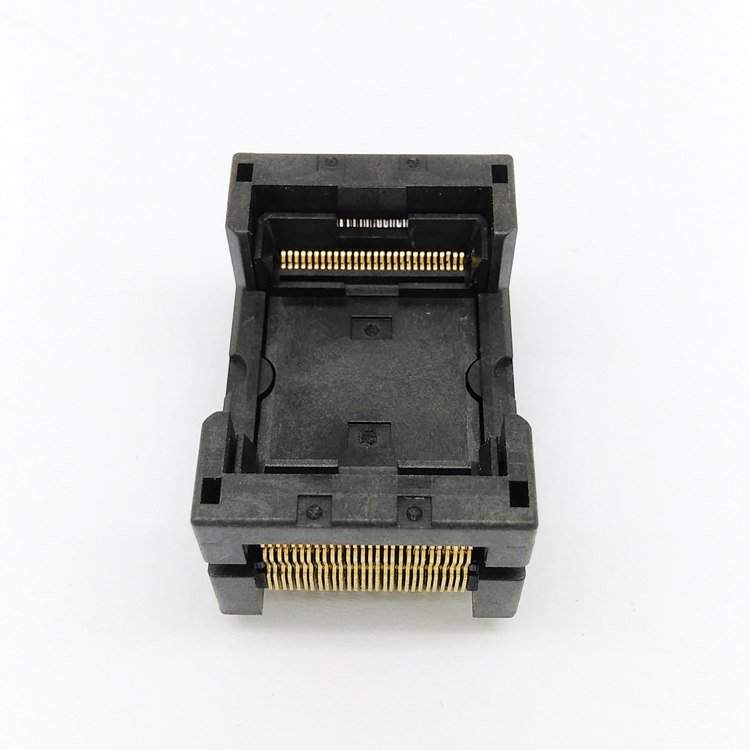 TSOP56-0.5- Socket IC354-0562-010 Socket TSOP56-0.5 Socket High quality IC Test & burn-in adapter for TSOP56-0.5/ package 179